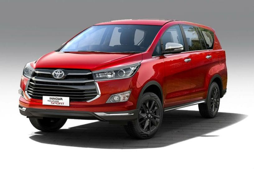 Toyota Innova Crysta: Variants Explained