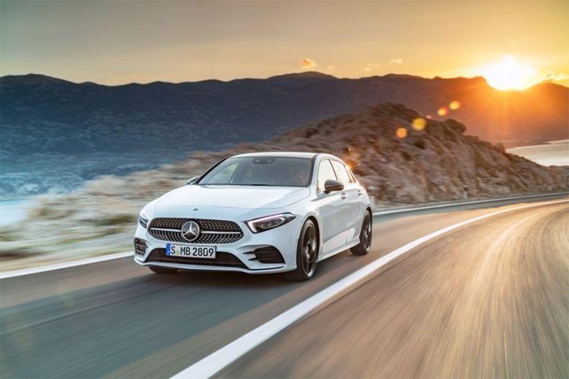 2019 Mercedes-Benz A-Class Hatchback