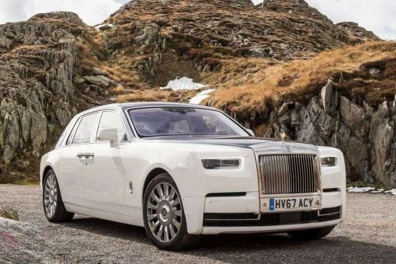 In Pics 2018 Rolls Royce Phantom India S Most Expensive Car
