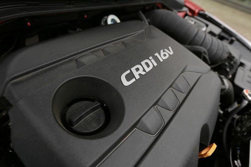 Hyundai 1.6-litre U2 Diesel