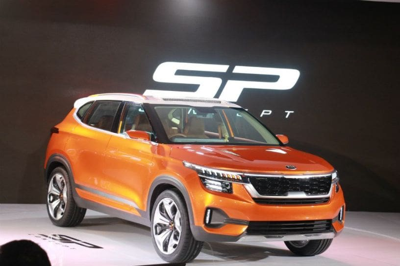 Kia To Launch 4 Cars In India Sp Concept Based Suv Coming In
