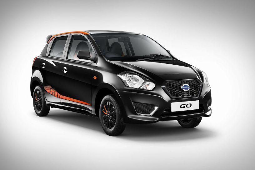 Datsun Launches Go, Go Plus Remix Editions In India