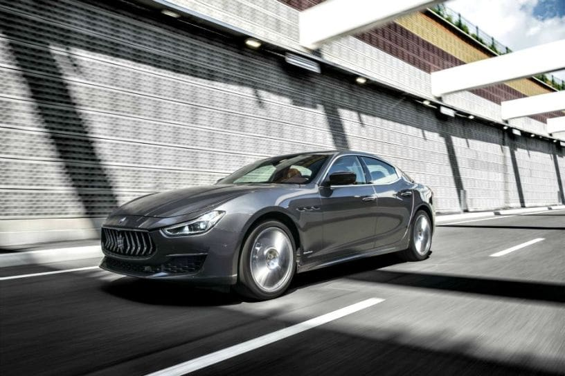 2018 Maserati Ghibli Launched In India Cardekho Com