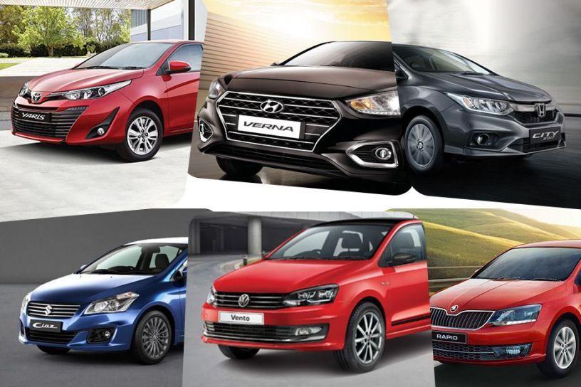 Toyota Yaris Specs Comparison: Verna, City, Ciaz & More