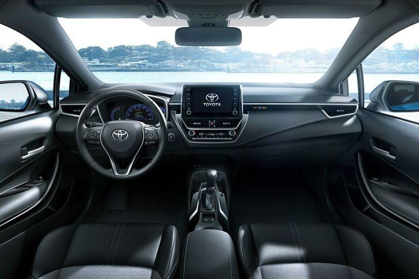 Next-gen Toyota Corolla