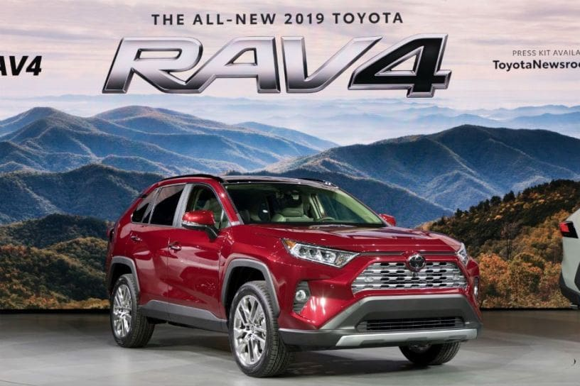New Toyota Rav4 The Jeep Compass Rival Suv We Want In India