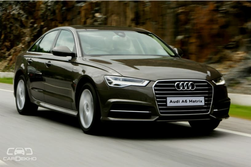 Audi Offers Heavy Discounts Price Benefits On A3 A4 A6 Q3