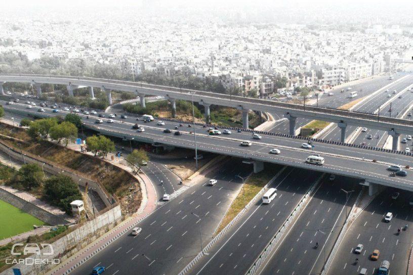 Delhi-Meerut Highway