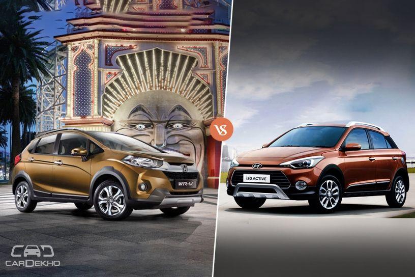 Honda WRV Diesel vs Hyundai i20 Active Diesel – Real World Performance & Mileage Comparison
