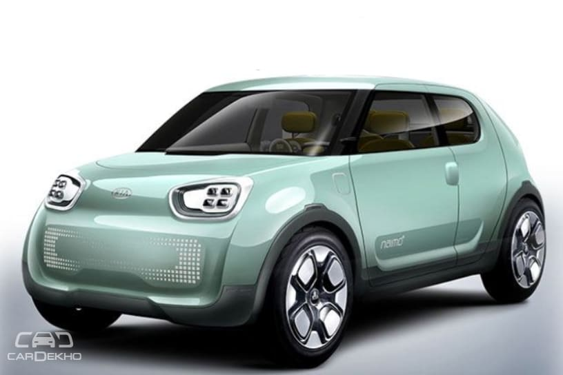 Kia Naimo concept (image for representation purpose only)