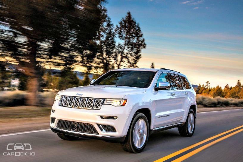 Next Gen Jeep Grand Cherokee To Based On An Alfa Romeo Platform