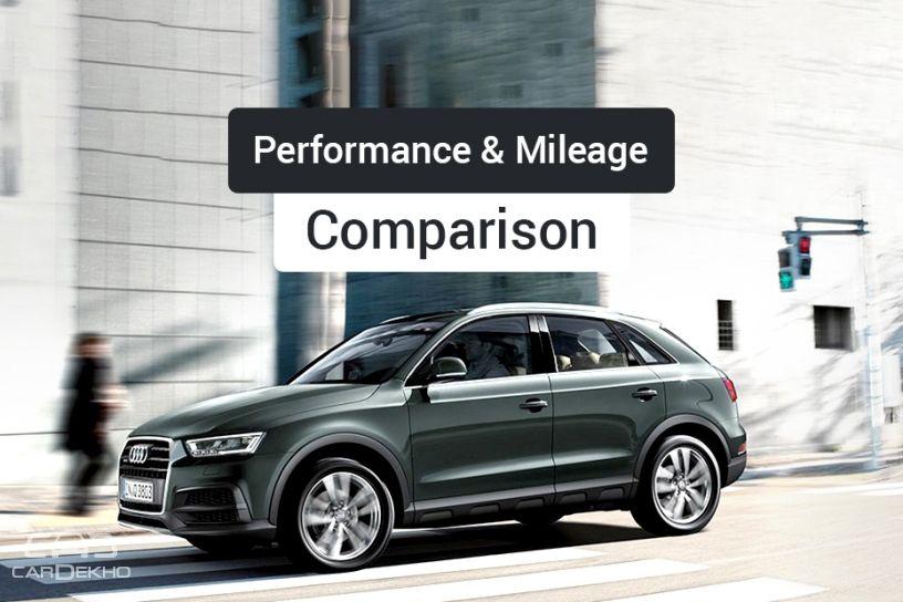 Audi Q3 Petrol vs Diesel – Real-World Performance & Mileage Comparison