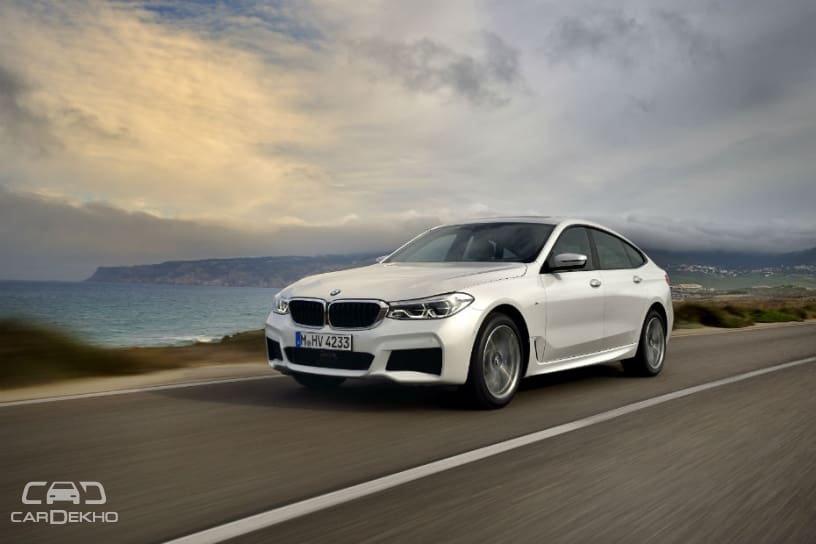 Bmw 6 Series Gt Diesel Launched In India Cardekho Com