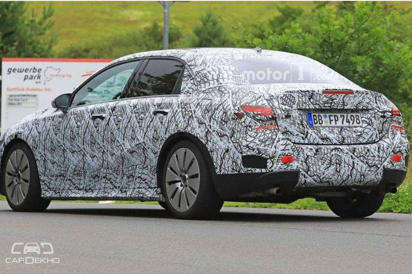 Mercedes-Benz A-Class Sedan To Get AMG Treatment