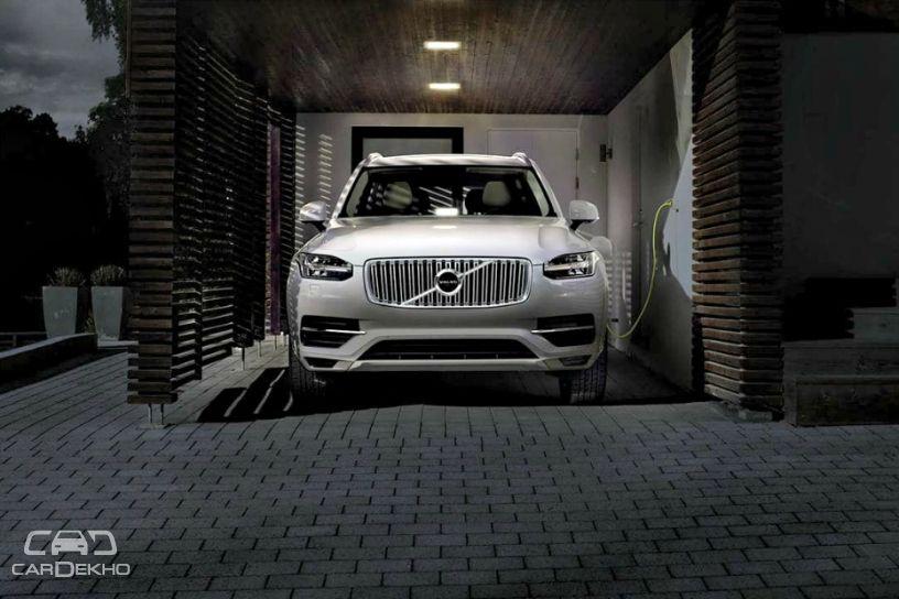 Volvo XC90 Plus-in Hybrid
