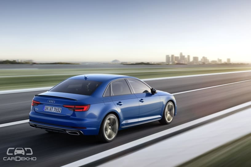 2019 Audi A4 Facelift Revealed And The Changes Are...
