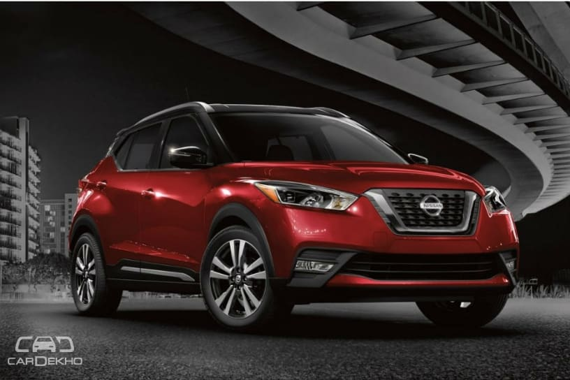 Nissan Kicks Expected To Launch In January 2019 Will Rival Hyundai