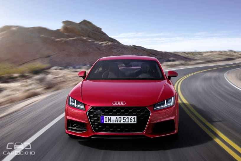2019 Audi Tt Unveiled With More Powerful Engine And Refreshed