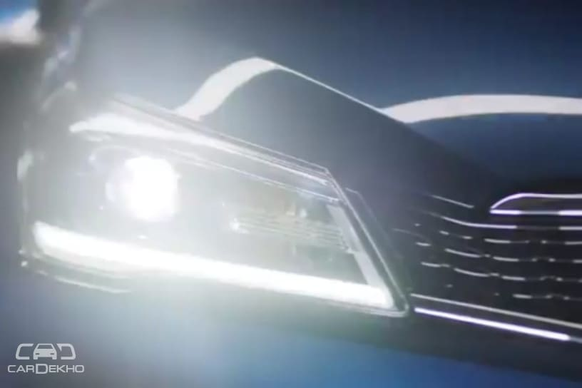 2018 Maruti Suzuki Ciaz Teased Ahead Of Launch