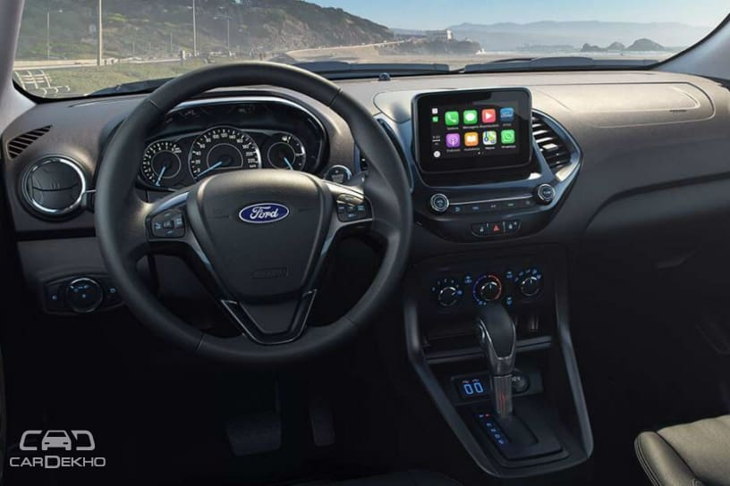 Ford Ka Sedan (Ford Aspire)