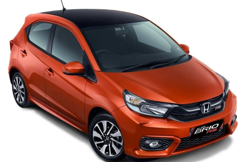 2nd-gen Honda Brio unveiled