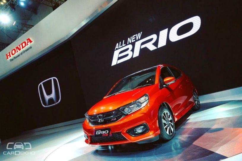 Honda Brio Old Vs New Major Differences Cardekho Com