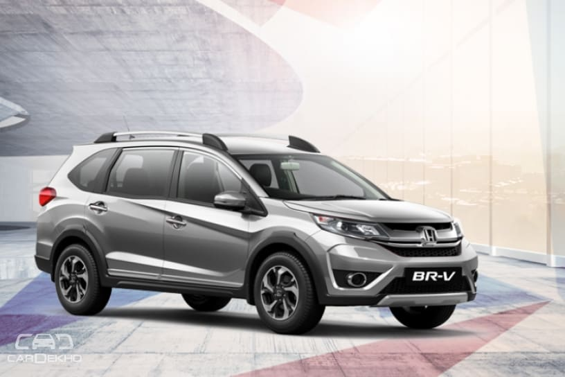 Honda BR-V Style Edition Launched At Rs 10.44 Lakh