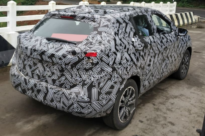 Nissan Kicks Spied Testing In India For The First Time Launch In
