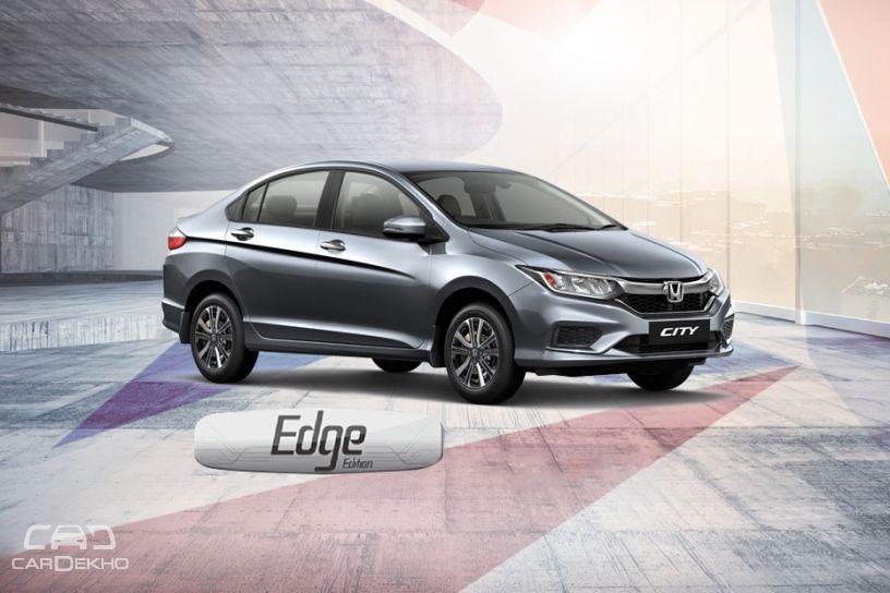 Honda City Edge Edition