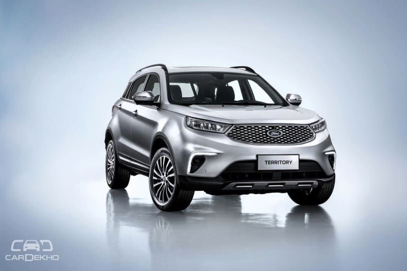 Ford Territory: A new mid-size China-specific SUV