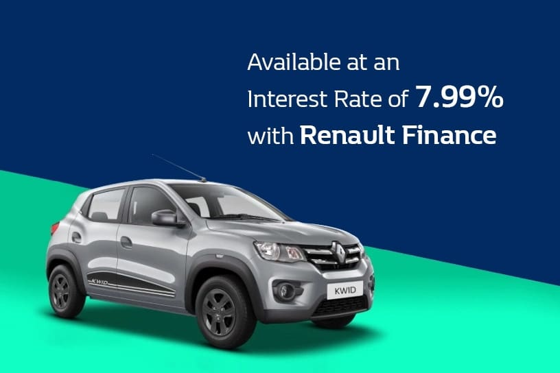 Renault Kwid Offers For The Month Of August