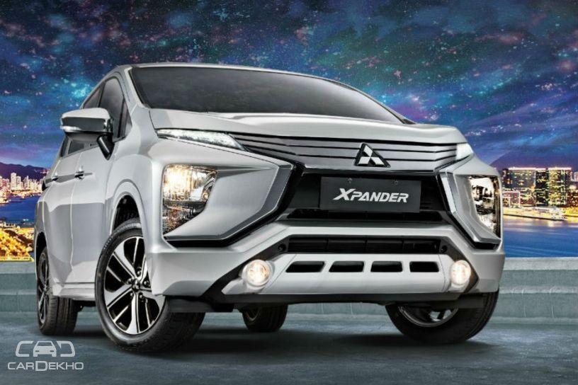Mitsubishi Xpander Planned For India Will Rival Maruti Ertiga