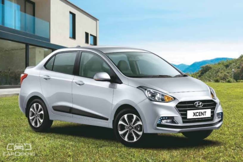 Hyundai Xcent To Get ABS With EBD As Standard; E+ Variant To Be Discontinued