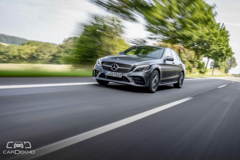 Mercedes-Benz C-Class Facelift Launch On 20 September
