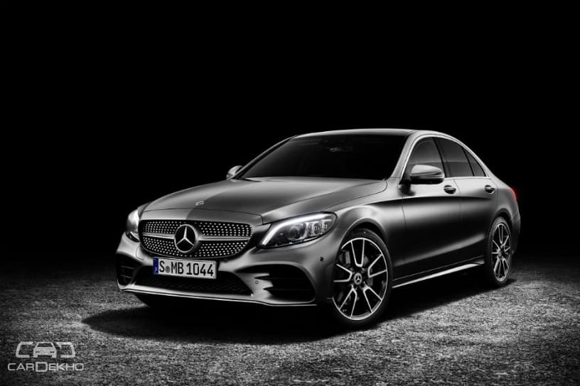 Mercedes-Benz C-Class Facelift Launch On 20 September