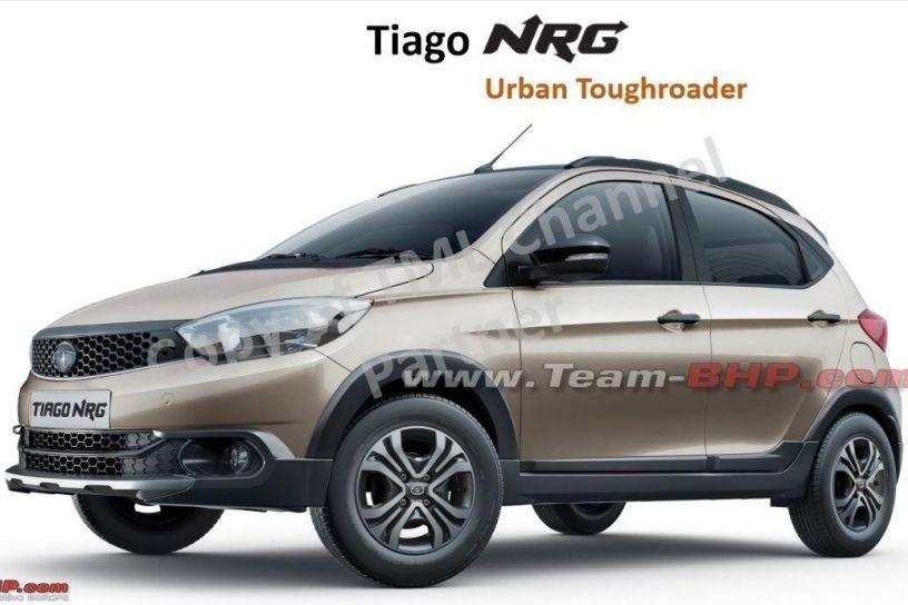 Tata Tiago NGR