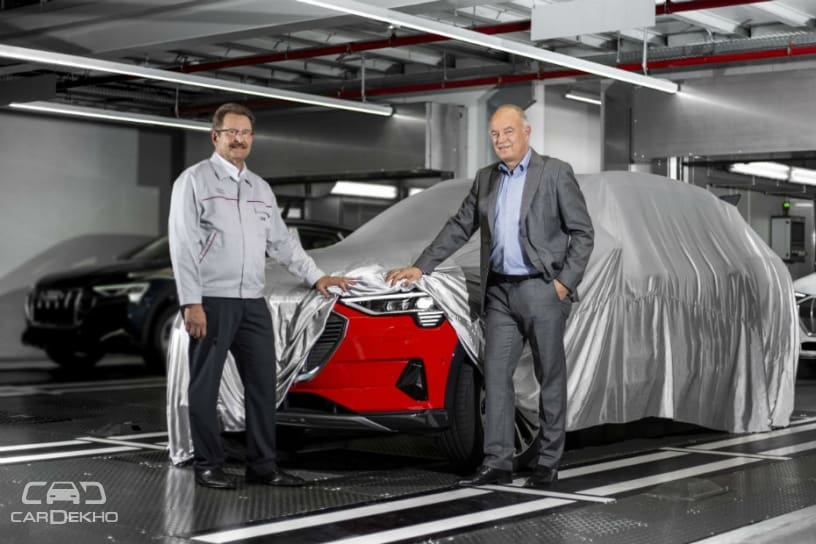 Audi Etron Production Starts Launch In India By CarDekhocom - Audi san francisco service