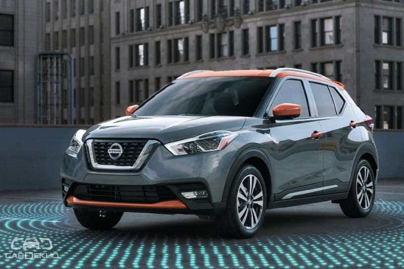 US-spec Nissan Kicks