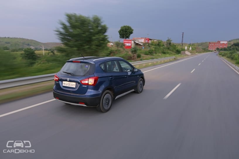 Maruti S- Cross