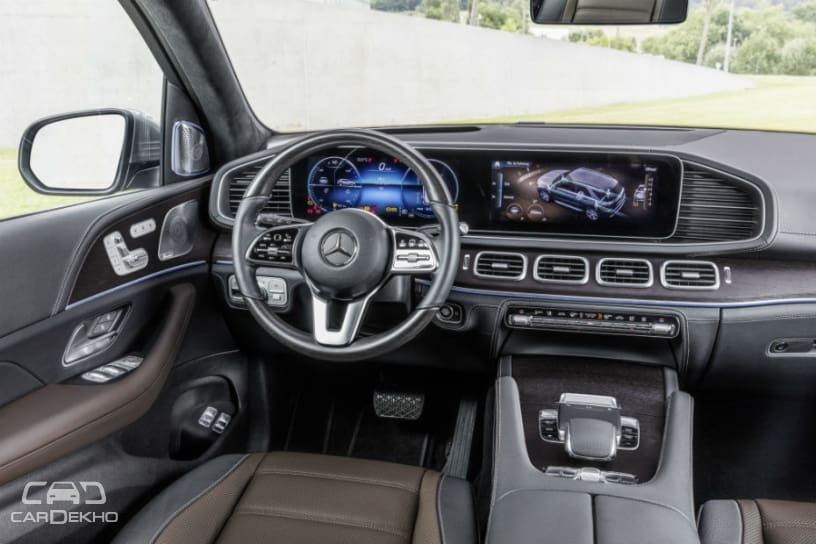 2019 Mercedes-Benz GLE Unveiled