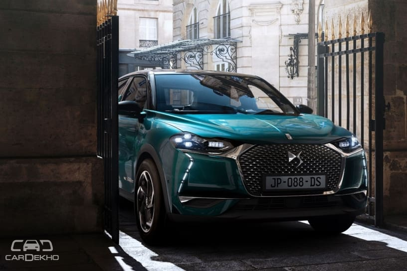 DS 3 Crossback Debuts New Platform For Upcoming PSA Cars In India