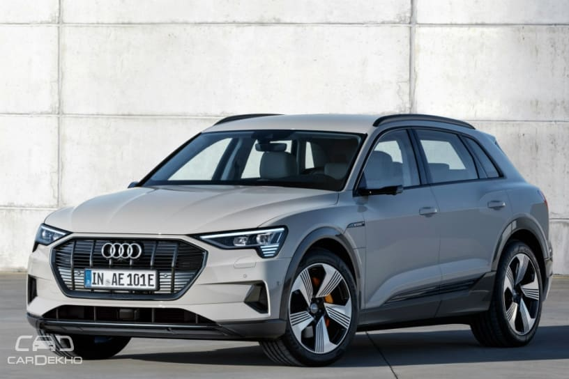Audi Unveils Electric Model 'e:tron'; India Launch Next Year