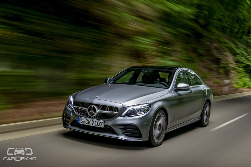 Buy Or Hold: Go For 2018 Mercedes-Benz C-Class Or Wait For Upcoming Audi A4 Facelift, New 3 Series, New Volvo S60?