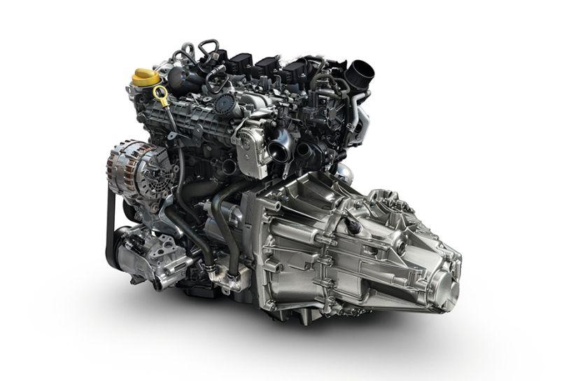 Renault 1.3-litre TCe