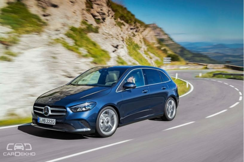 Mercedes-Benz B-Class Old vs New: Major Differences