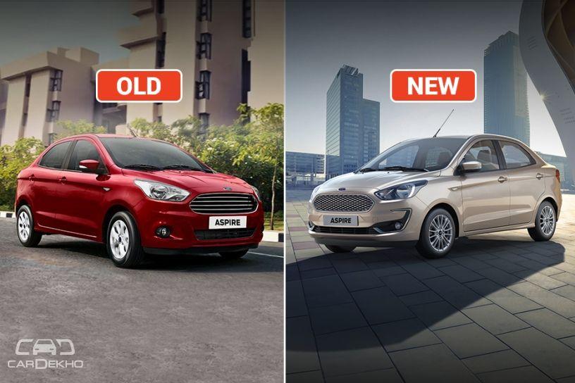 Aspire Old vs New