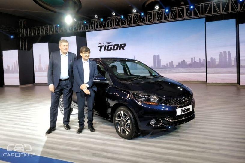 New Tata Tiigor