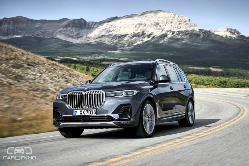 Upcoming Bmw X7 X4 To Be Locally Built In India Launch
