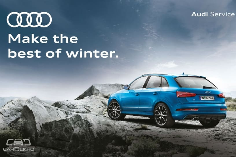 Audis Winter Campaign Offers Discounts On Service Accessories - Audi extended warranty