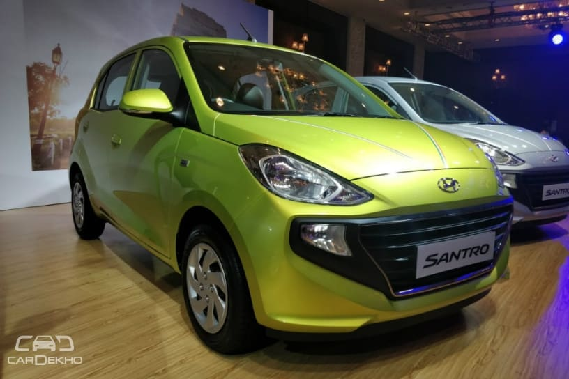Hyundai Santro Waiting Period At 3 Months Already Amt Most Popular